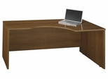 Right Corner Module - Series C Warm Oak Collection - Bush Office Furniture - WC67523
