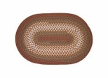 Rio Almond Braided Rugs - Rhody Rug