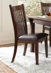 Rivera Slat Back Dining Side Chair - Set of 2 - 103642