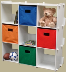 RiverRidge  Home Products 9 Cubby Storage - No Tools Required