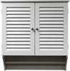 RiverRidge Home White Ellsworth 2 Door Wall Cabinet