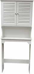 RiverRidge Home White Ellsworth Spacesaver