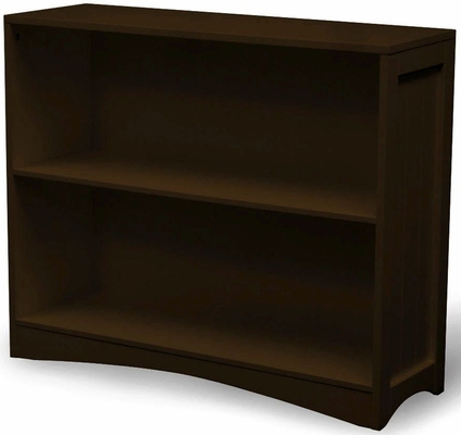 RiverRidge  Kids Espresso Horizontal Bookcase