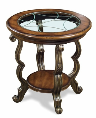 Riverside Ambrosia Round Side Table - Riverside Furniture - 82009