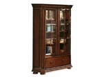 "Riverside Cantata Bookcase 76"" High - Riverside Furniture - 4934"