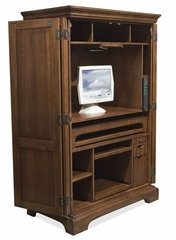 Riverside Cantata Computer Armoire - Riverside Furniture - 4985