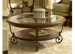 Riverside Cherry Round Coffee Table - Riverside Furniture - 26005
