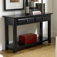 Riverside Cobble Hill 2 Drawer Foyer Table - Riverside Furniture - 35014