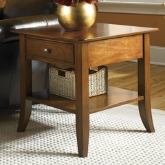 Riverside Crossings End Table - Riverside Furniture - 69009