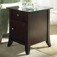 Riverside Crossings Espresso Side Chest - Riverside Furniture - 69110