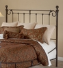 Riverside Full / Queen Size Headboard with Frame - Hillsdale Furniture