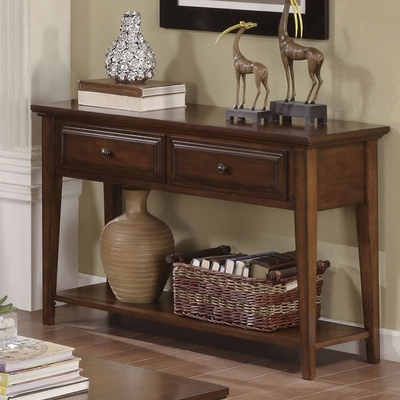 Riverside Hilborne Foyer Table - Riverside Furniture - 92015