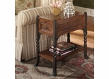 Riverside Medley Chairside Table - Riverside Furniture - 45010