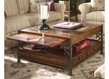 Riverside Medley Square Cocktail Table with Drawers - Riverside Furniture - 45006