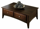 Riverside Metro Storage Cocktail Table - Riverside Furniture - 66002