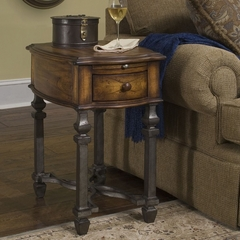 Riverside Octavia Side Table - Riverside Furniture - 3011