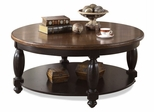 Riverside Round Coffee Table - Riverside Furniture - 41204