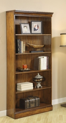 Riverside Seville 72 Inch Bookcase - Riverside Furniture - 8919