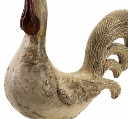 Rocardo Rooster with Metal Legs - IMAX - 40150