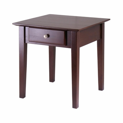 Rochester End Table - Winsome Trading - 94821
