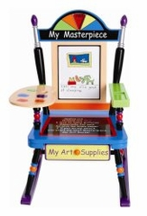 Rocking Chair for Kids - Artist's Rocker - RAB00035