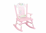 Rocking Chair for Kids - Fairy Wishes Rocker - LOD61000