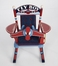 Rocking Chair for Kids - Fly Boy Airplane Rocker - RAB00038