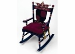 Rocking Chair for Kids - Prince Royal Rocker - RAB00016
