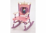 Rocking Chair for Kids - Princess Mini Rocker - RAB10003
