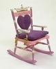 Rocking Chair for Kids - Princess Royal Rocker - RAB00009
