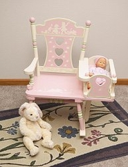 Rocking Chair for Kids - Rock-A-My-Baby Rocker - RAB00030