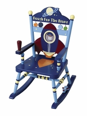 Rocking Chair for Kids - Rock-It Spaceship Rocker - RAB00056