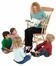 Rocking Chair - Hill Country Adult Rocking Chair in Natural - KidKraft Furniture - 18171