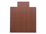 Roll-up Chairmat - Dark Cherry - LLR69523