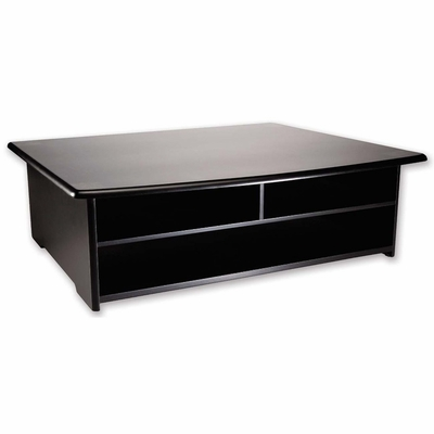 Rolodex Corporation Printer Stand - Black - ROL82431