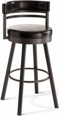 Ronny Swivel Bar Stool - Amisco - 41442-26