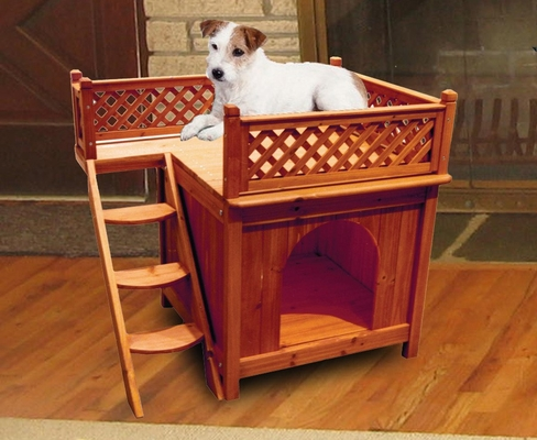 Room With A View Dog House - Merry Products - MPS002