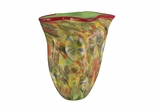 Rosalie Art Glass Vase - Dale Tiffany
