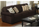 Rosalie Sofa with Accent Pillows - 504241