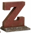Roscoe A to Z Bookends - IMAX - 27660