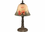 Rose Bell Accent Lamp - Dale Tiffany