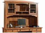 Rose Valley Hutch For 404978 Credenza Abbey Oak - Sauder Furniture - 407453