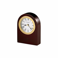 Rosebury Arch Table Clock with Quartz Movement - Howard Miller