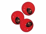 Roseville Balls 3 Pcs Set - Dale Tiffany