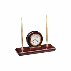 Rosewood Clock Set - Howard Miller