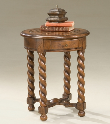 Round Accent Table in Castlewood - Butler Furniture - BT-1546110