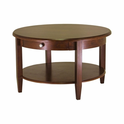 Round Coffee Table - Winsome Trading - 94231