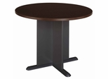 Round Conference Table - Bush Office Furniture - TB12942A