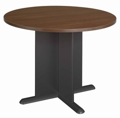 Round Conference Table - Bush Office Furniture - TB25542