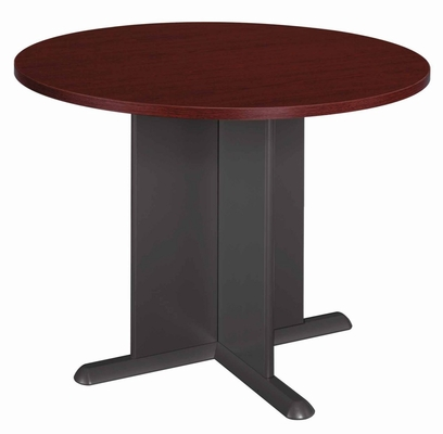 Round Conference Table - Bush Office Furniture - TB36742A
